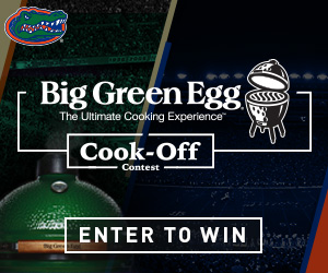 Big Green Egg cooking competition